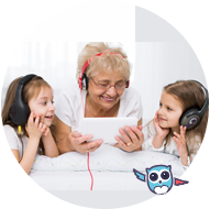 Chouette garantie accident intégrale pour les seniors et leurs petits-enfants
