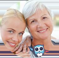 Garantie accident de la vie privée pour les seniors et enfants, c'est Chouette assurance