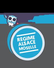 réduction jusqu'à -40% régime Alsace Moselle pour mutuelle santé pas chère Neoliane Initial +
