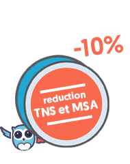 Neoliane Initial + réduction TNS et MSA