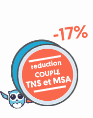 promo mutuelle senior couple TNS ou MSA