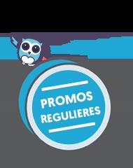 Promotions regulieres toute l'année sur nos mutuelles senior telles que Néoliane Sérénité allant jusqu'à -40% c'est Chouette assurance !