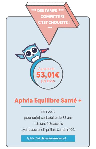 Meilleur tarif mutuelle pour senior Apivia Equilibre Santé #Mutuelle #ChouetteAssurance