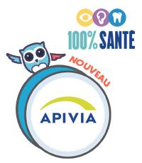 Apivia mutuelle Exclusive Santé Senior compatible avec la réforme 100% Santé c'est Chouette assurance !
