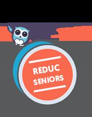 Neoliane Sérénité Senior avec -10% de réduction via Reduc Seniors ? c'est Chouette assurance !