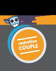 April Assurance Santé Globale avec -10% de réduction couple senior #ChouetteAssurance