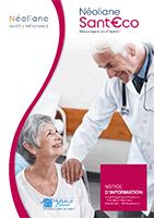 Neoliane Santeco tableau de garantie mutuelle hospitalisation seule c'est Chouette assurance