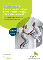 April mutuelle Santé Senior au meilleur prix c'est #ChouetteAssurance →