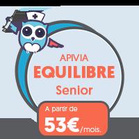 Devis Apivia Equilibre Senior au Meilleur Prix c'est #ChouetteAssurance ↵