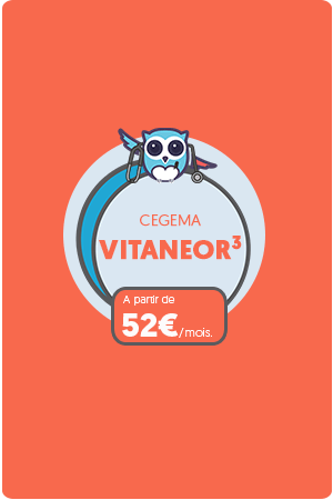 Cegema Vitaneor en Promo : chouette assurance complémentaire santé moins chère #ChouetteAssurance →