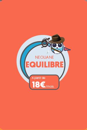 Neoliane Equilibre en Promo : chouette assurance complémentaire santé moins chère #ChouetteAssurance →