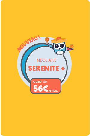 Neoliane Sérénité en Promo : chouette assurance complémentaire santé moins chère #ChouetteAssurance →